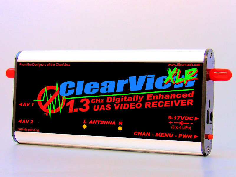 ClearView XLR