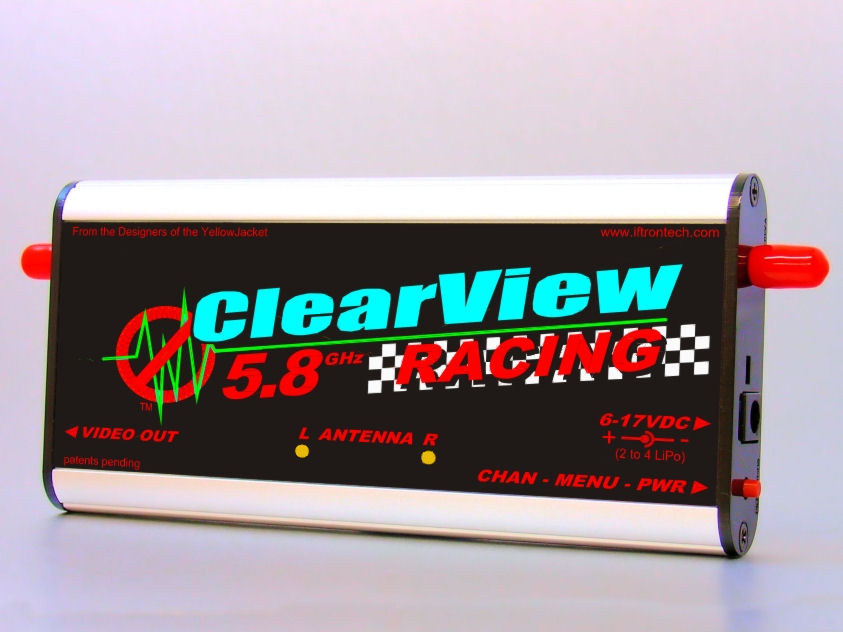 ClearView Racing 5.8 Receiver
