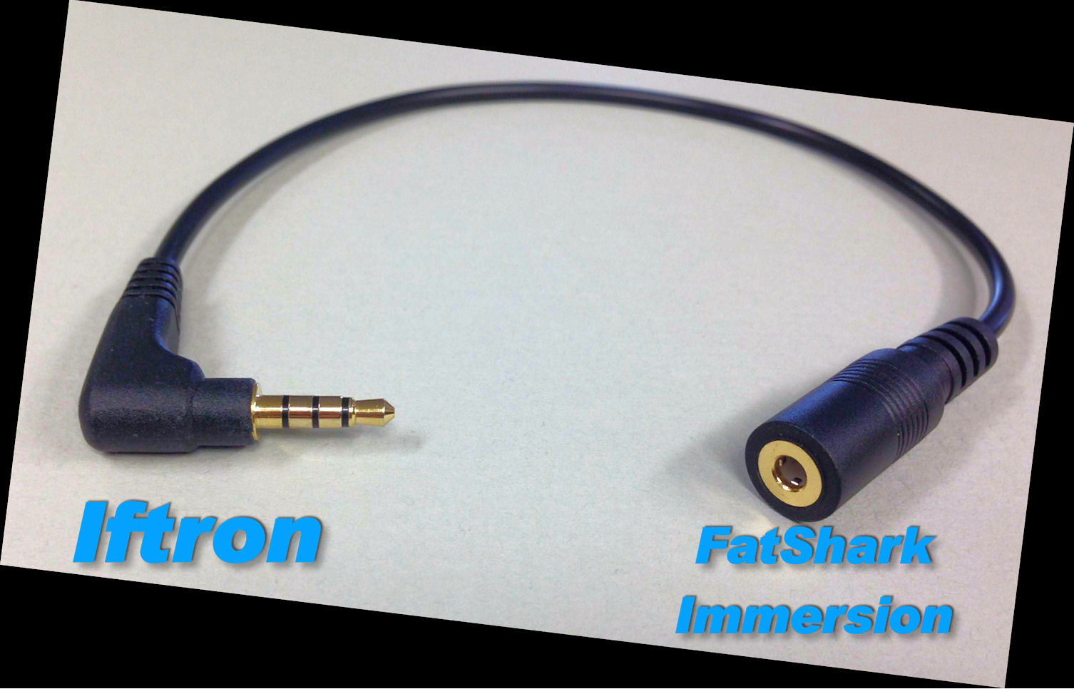Iftron to FatShark Converter Cable